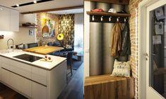 Loft, modern, Entryway, Loft, Modern, Furniture, Home Decor, Refurbishment, Homes, Homemade Home Decor, Entrance