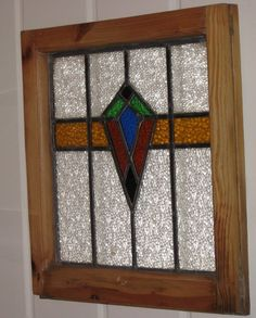 My stained glass. Photographed by the Rampaging Chipmunk.