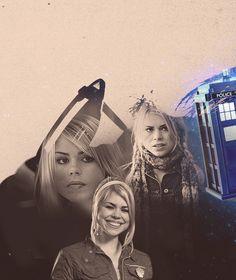 Rose Tyler. Doctor Who.