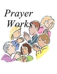 Prayer works.