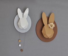 papercraft chloe | An easy kit so you can do it yourself at home, you just have to fold ...