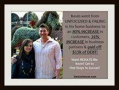 80% Increase in #customers!
