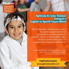 Eğitimde En İyiler Ödülleri Kurumsal Kategori 2: Sağlıklı ve Sportif Yaşam Bilinci Athlete