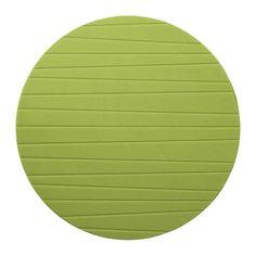 IKEA - PANNÅ, Placemat, Beschermt het tafelblad en vermindert het lawaai van borden en bestek.