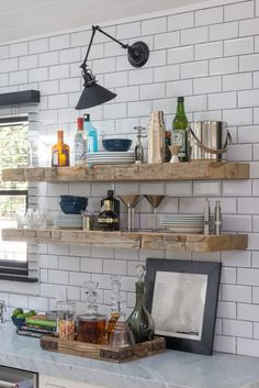 Jeff Lewis Is Widely Regarded As Americau0027s Most Well Known House Flipper  Through His Role In Bravou0027s Docu Series Flipping Out. Kitchen Shelves ...