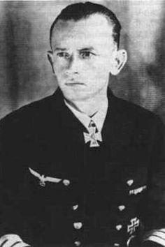 """Korvettenkapitän Karl Thurmann (1909-1943), Kommandant Unterseeboote """"U 553"""", Ritterkreuz 24.08.1942"""