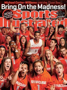 This weeks regional cover for Sports Illustrated.
