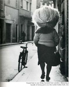 TIME Magazine And we think Texas women have big hair! ; )