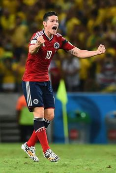 James #colombia #10