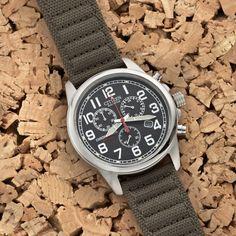 e478709ea70 Citizen Eco-Drive Field Chronograph - Sporty s Wright Bros Citizen Eco