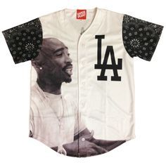 77b2a0f9d Underground Outfits Feature: © Simple & Splashy - Tupac Baseball Jersey…