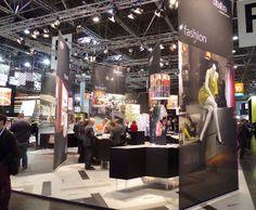 La Fédération des Métiers de l'#Exposition et de l'#Evénement (FFM2E) visite le #salon #Euroshop 2014, #stand, #tradeshow
