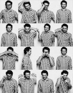 James Franco. Cute annnd funny