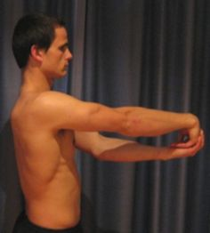 Wrist stretches- for that wrist pain when doing push ups, planks, burpees, etc., etc.