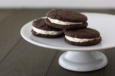 A Homemade Kitchen: Oreo Cookies