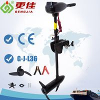 Portable Electric Powerdrive Trolling motors for marine boat