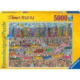 Ravensburger James Rizzi City 5000 PC for sale online Puzzle 5000, Puzzle Pieces, Sudoku Puzzles, Logic Puzzles, Puzzles For Kids, Jigsaw Puzzles, Puzzle Shop, Board Games
