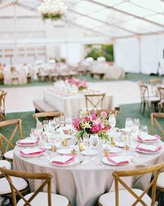 This Backyard Wedding Was Glammed Up with Gilded Details   Martha Stewart Weddings