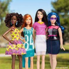 Barbie se adapta a la diferencia