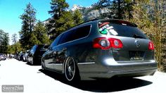 passat wagon | Slammed Passat Wagon | Flickr - Photo Sharing!