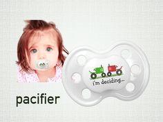 Tractor Baby Pacifie