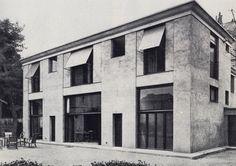 Auguste Perret Maison Cassandre, Versailles, 1924
