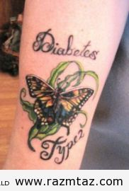 1000 images about medical alert tattoos on pinterest for Diabetes tattoo ideas