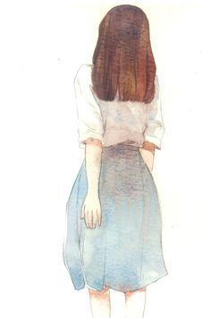 Art - Pencil, Watercolour