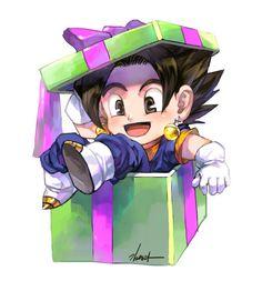 Dragon Ball Gt, Dragon Z, Gorillaz, Chibi, Gogeta And Vegito, Goku And Chichi, Kid Goku, Cool Cartoons, Anime Comics