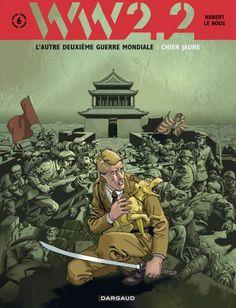 WW2.2, l'horreur à la japonaise - http://www.ligneclaire.info/ww2-2-t6-chien-jaune-dargaud-8389.html