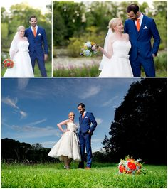 Colwick Hall Wedding 28 bride & groom
