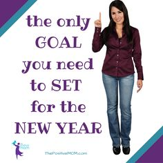 The only goal you need to set for the new year (it's not what you think)