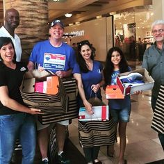 Nice little Sunday of shopping and giving 18 new pairs of shoes for some kids in need #boysandgirlsclub #995qyk #wqyk #daveandveronica .  Isela really enjoyed helping pick them out and #DSWshoes was awesome too by giving us a little discount so we could add a couple more pairs...#give where you #live #tamparealestate #besttamparealtors #remax #theduncanduo