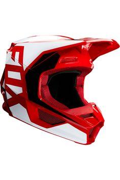 V1 Prix Helmet | Fox Racing - Canada Fox Helmets, Dirt Bike Helmets, Motocross Helmets, Racing News, Fox Racing, Dirt Biking, Canada, Motorbikes, Paint