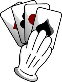 Karty Do Gry, Kombinezony, Ręka, Diament, Spade, Serce