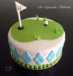 taart golf Golf taart | Taartentroela's | Pinterest taart golf