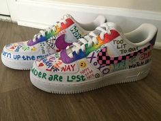 Custom Nike Air Force 1 Low- Lolo- You are in the right place about Cooking videos Here we offer you the most beautiful pictures about the Cooking ideas you are looking for. When you examine the Custom Nike Air Force 1 Low- Lolo- part of the picture … Zapatillas Nike Air Force, Nike Af1, Nike Air Force Ones, Custom Sneakers, Custom Shoes, Nike Custom, Custom Af1, Custom Air Force 1, Aesthetic Shoes