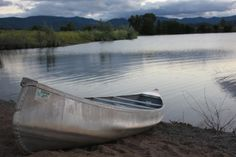 summer and canoes go hand in hand.