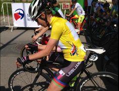 Na Češkem je v soboto potekala četrta popoldanska etapa dirke Gracia Orlova v dolžini dobrih 60 km s ciljnim vzponom.