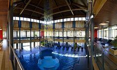 Falkensteiner Hotel & Asia Spa Leoben****. Hotel je smešten usred zelenog srca Austrije, ima 103 sobe, sve imaju kupatilo (tuš WC), fen, SAT TV, telefon, mini bar i klima uređaj. U sastavu hotela je restoran, a la carte restoran, lobi bar i bar, a sa wellness centrom Asia Spa hotel je povezan hodnikom. #terme #banje #austrija #odmor #putovanje