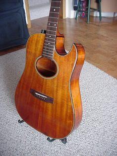 Martin Sigma SE 19 Acoustic Electric Guitar | eBay