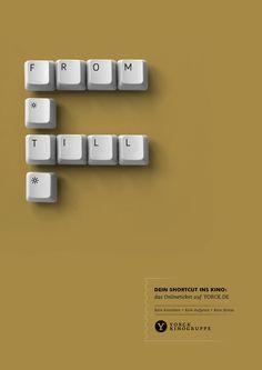Yorck Cinemas: From Dusk till Dawn   Ads of the World™