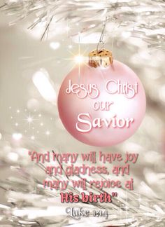 Jesus is the reason! Christmas Bible Verses, Christmas Quotes, Pink Christmas, Christmas Pictures, Christmas And New Year, Christmas Themes, Christmas Holidays, Christmas Bulbs, Christmas Cards