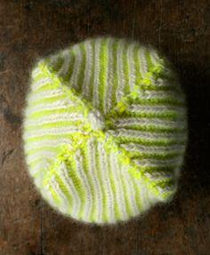 Gina's Brioche Hat and Cowl | Purl Soho