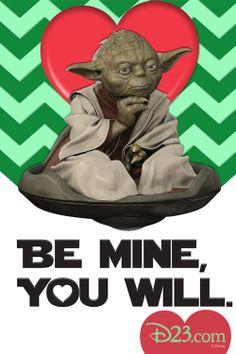 Anlässlich Des Valentinstags Widmen Wir Uns Heute Den Beliebtesten  Beispielen Der Yoda Grammatik: Http