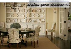 A sala de jantar do filme também é super inspiradora, com esta estante lindona decorada com pratos.   http://www.minhacasaminhacara.com.br/cinema-x-decoracao-alguem-tem-que-ceder/