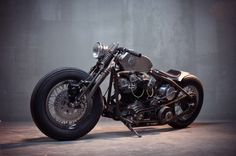 JONNY (motorcycle) | by ZERO ENGINEERING | The Verve List