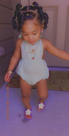 So Cute Baby, Cute Mixed Babies, Cute Black Babies, Beautiful Black Babies, Pretty Baby, Cute Babies, Cute Mixed Girls, Cute Toddler Hairstyles, Lil Girl Hairstyles