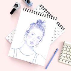 Good night kisses everyone!!! // Nuestro Sketchbook es perfecto para dibujar bocetear o simplemente escribir! 70 hojas en blanco que están esperando por ti!! Encuéntralos en www.toystyle.co #toystyle #nailpolish #5free #stationery #sketchbook #drawing #illustration #evileye #pastels