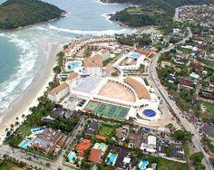 Hotel Sofitel Jequitimar Praia de Pernambuco Guarujá varar 2/3 dias acordad carona caminhao de leite escorregadio portas abertas banesp